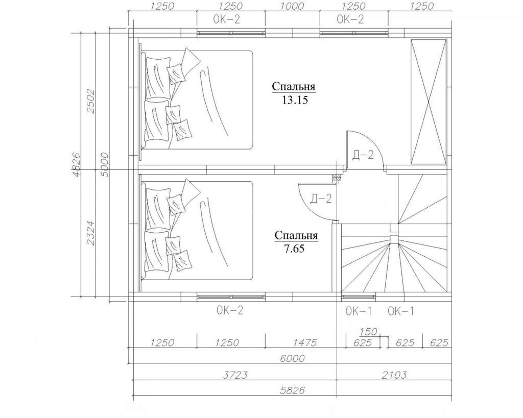 malenkiy-dvuhetajniy-dom-etud-60-plan2