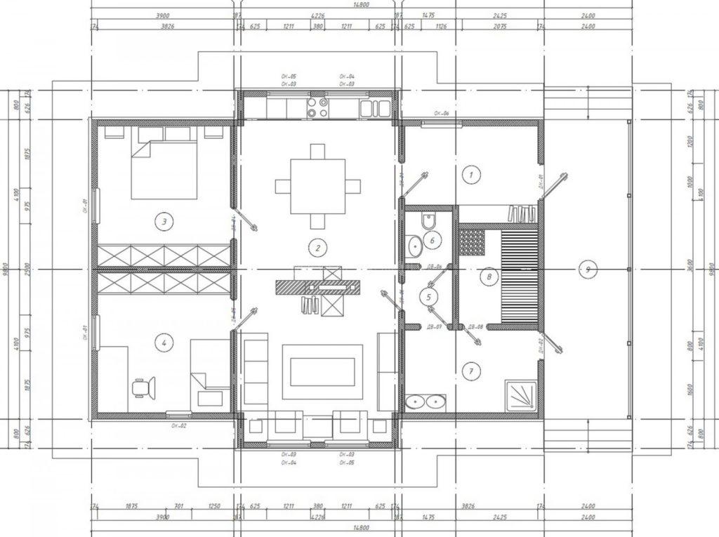 projekt-doma-bluz-119-plan-razmery