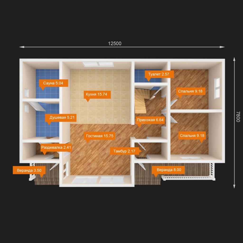 projekt-doma-kantri-132-plan1-3d