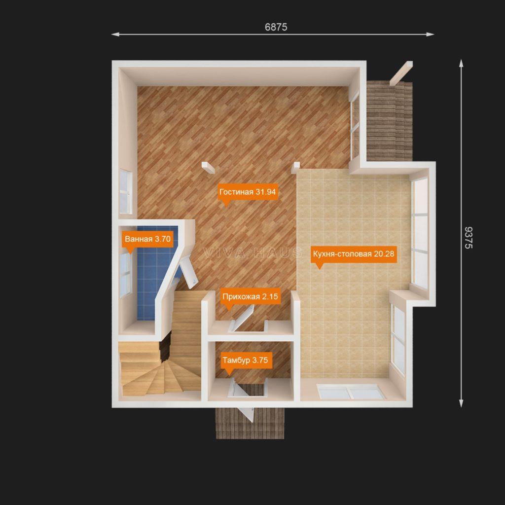 projekt-doma-legenda-154-plan1-3d