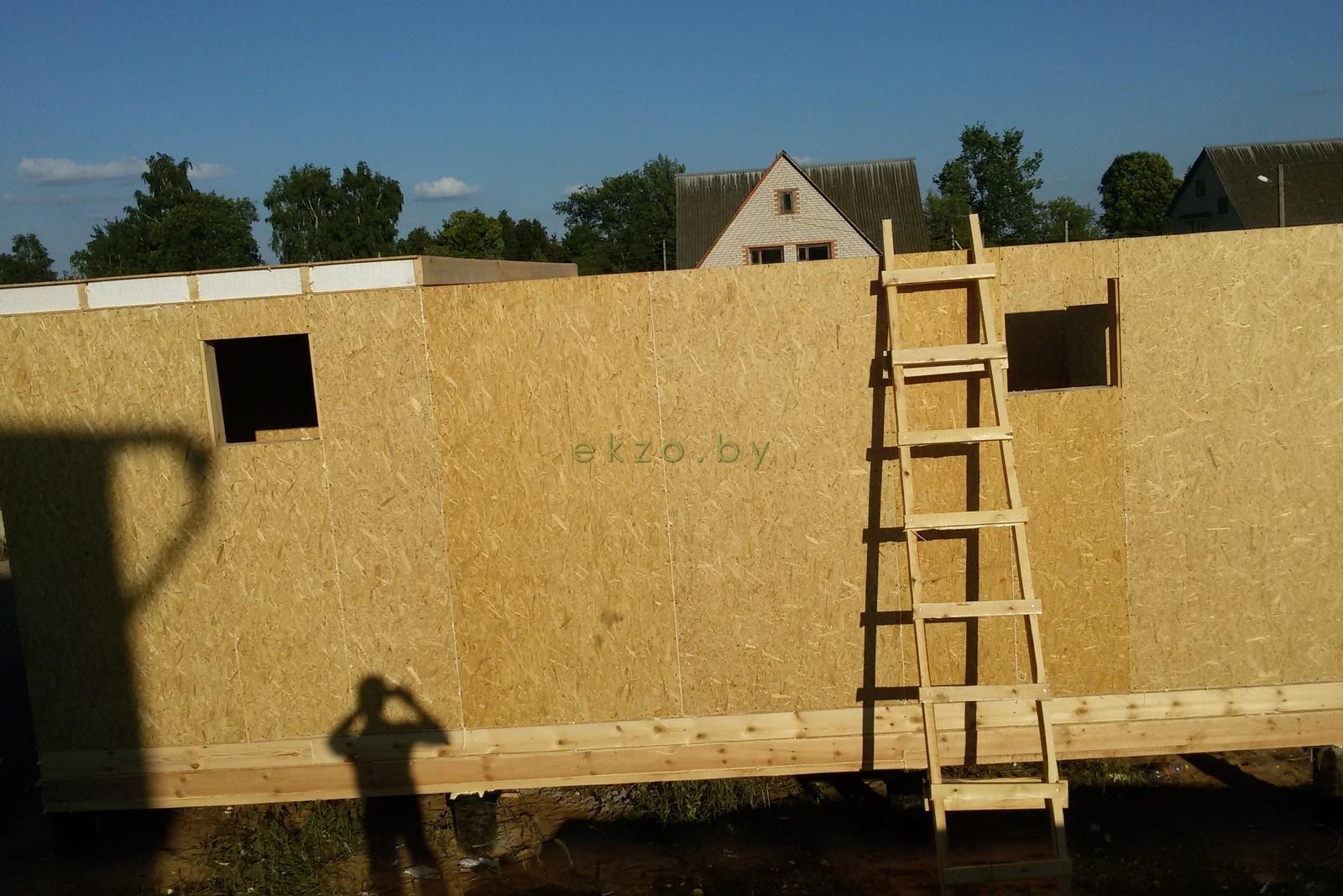 Строительство дома из sip панели своими руками 66