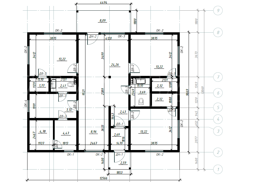 projekt-doma-adajio-129-plan1-s-razmerami